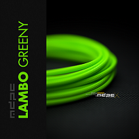 Оплетка для проводов MDPC-X Lambo - Greeny Cable Sleeving Small 1m